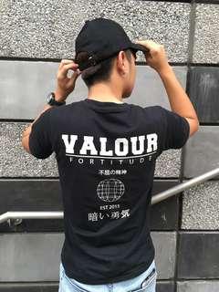 🚚 Valour Fortitude Streetwear Apparel