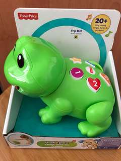 Fisher Price Laugh & Learn (Count With Me Froggy)