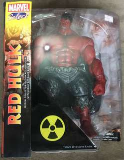 Marvel Diamond Select - Red Hulk