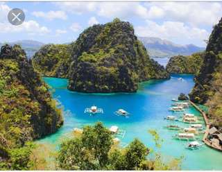Manila to Coron Roundtrip Ticket for 2 female