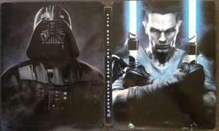 PS3 Starwars - The Force Unleashed II (SteelBook + Game)