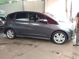 Honda jazz rs 2010 matic