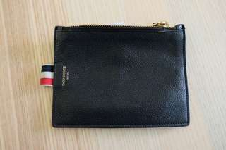 Thom Browne coin case wallet
