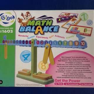Math Balance Scale