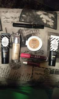 Makeup bundle!!!!!!