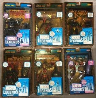 Marvel Legends - Sentinel BAF Series