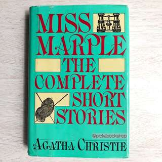 Miss Marple the Complete Short Stories - Agatha Christie (1st edition)