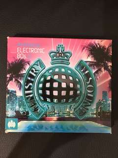 Anthems Electronic 80s 3 (CD x 3)