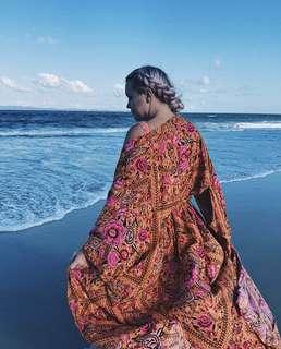 Spell and the Gypsy Collective Amber Babushka Kimono