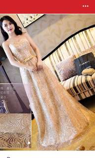 Dinner/prom gown