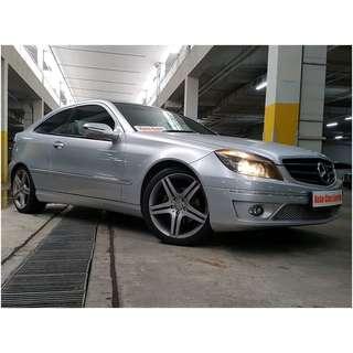 Mercedes-Benz CLC180 Auto Kompressor