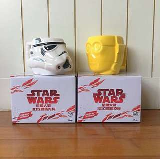 star wars limited edition mugs