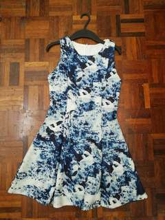 Floral Dress m