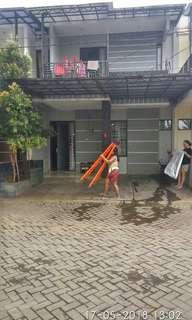 Rumah cluster ubud mencong Ciledug murah