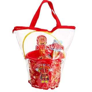 日本正貨 - 麵包超人沙灘玩具 #mayflashsale