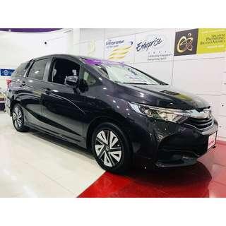 Honda Shuttle Hybrid