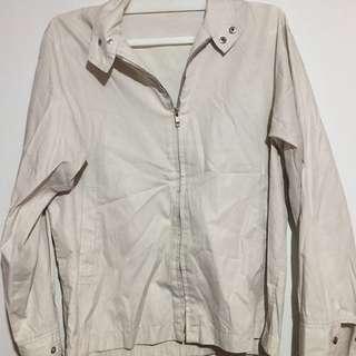 jaket white