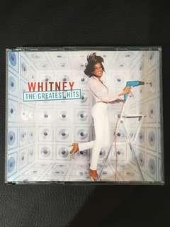 Whitney Houston - The Greatest Hits CD x 2