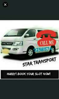 Cheap transportation mover service