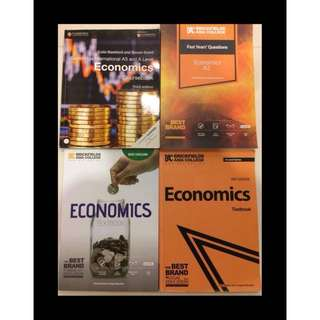Economics A-Level Textbook