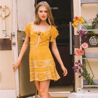 RAHI CALI Zuma Beach Dress - Size S