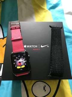 Apple Watch s3 LTE 42mm Nike版