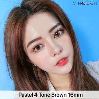 VINSCON Pastel 4 Tone Series