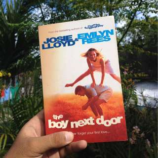 The Boy Next Door by Josie Lloyd and Emlyn Rees