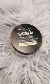 Maybelline Masterfix Brightening Powder
