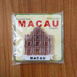 Macau Ref/ Fridge Magnet