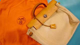 Authentic Hermes Her Bag 2 in 1