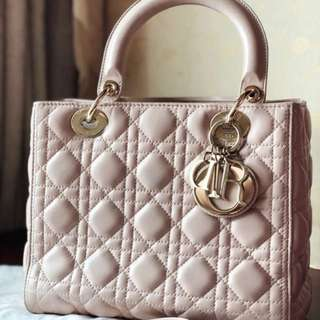 Dior bag Lady Dior 5*5 Medium