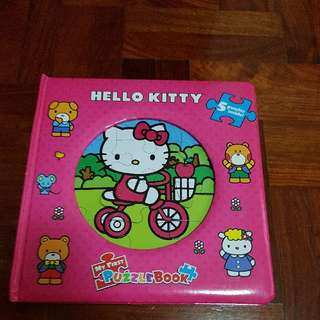 BN Hello Kitty My First Puzzle Boom