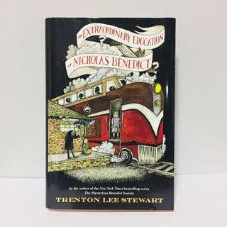 The Extaordinary Education of Nicholas Benedict Hardcover