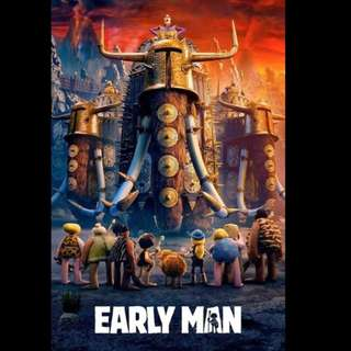 [Rent-A-Movie] EARLY MAN (2018) [MCC004]