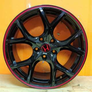 17inch SPORT RIM HONDA TYPE-R CIVIC ACCORD HRV
