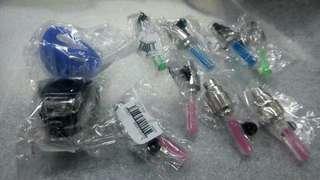 Bike lights accessories