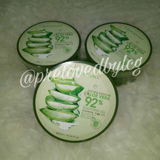 Original nature republic aloe Vera soothing gel