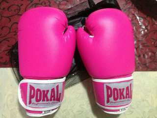 Pokal Boxing Gloves