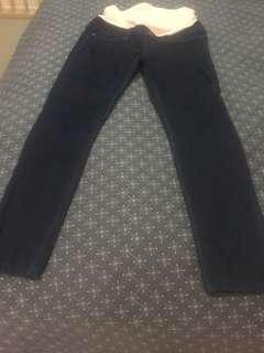 Jeanswest Maternity skinny jeans size 8