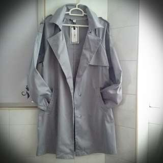 Ligth Trench Coat