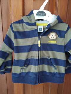 Jacket hoodie for baby boy
