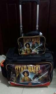 Star Wars Rebels Trolley School Bag