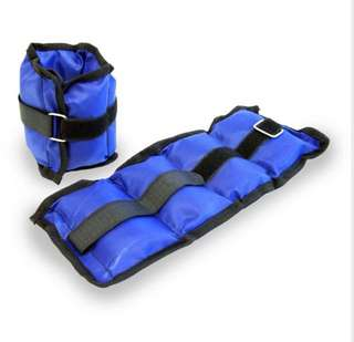 Ankle / Wrist Weights - 2 pounds