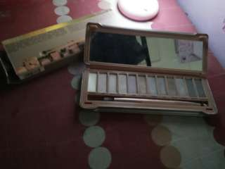 Fake urban decay pallete