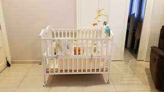 Baby Cot for Twins