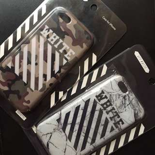 Case iPhone 6 Off White Japan