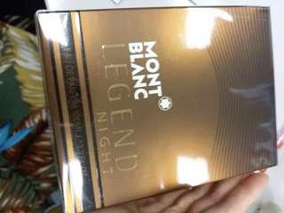 Mont Bland Legend Night 男士香水