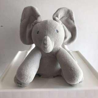 Premium quality singing elephant