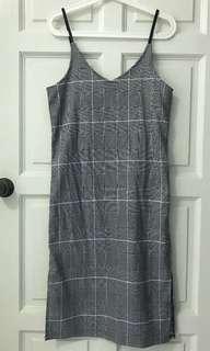 Checkered Plaids Dress